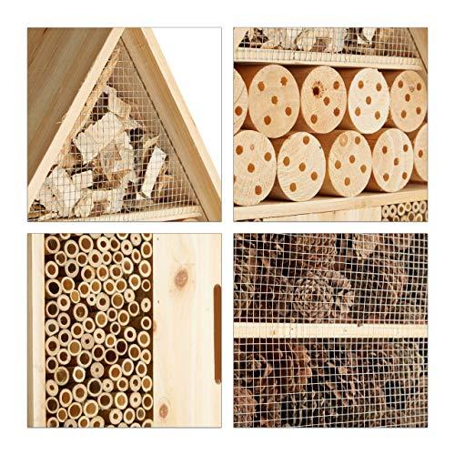 Insektenhaus XXL zum Hinstellen - 5
