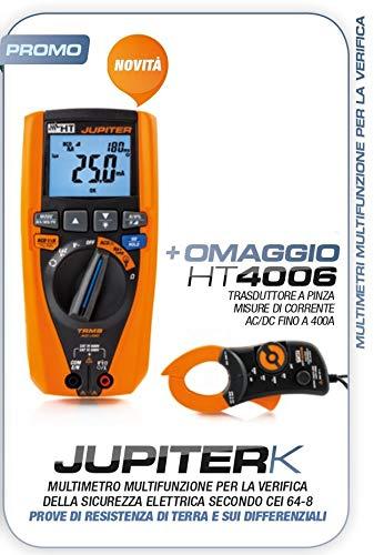 HT Kit Promo Jupiter Multímetro Multifunción Verificación