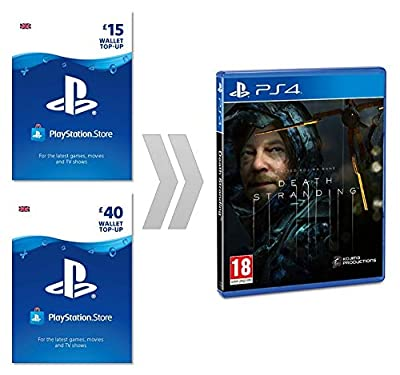 PSN Currency for Death Stranding | PS4 Download Code - UK Account