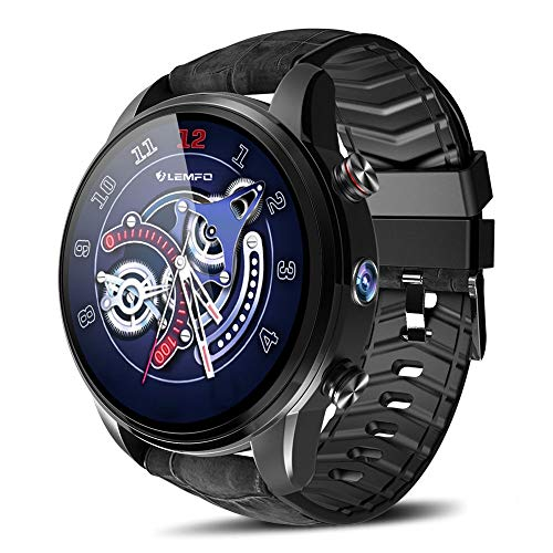 ZJHNZS Reloj Inteligente Smart Watch Android 7.1 GPS