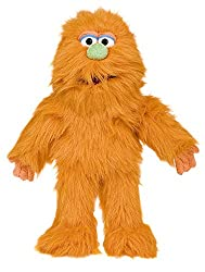 Monster, 14In Monster Puppet, Orange