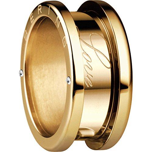 Bering Damen-Ringe Edelstahl mit Ringgröße 68 (21.6) 520-20-124