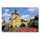 Calvendo Premium Textil-Leinwand 90 cm x 60 cm quer,
