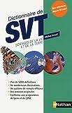Dictionnaire Sciences de la vie et de la Terre