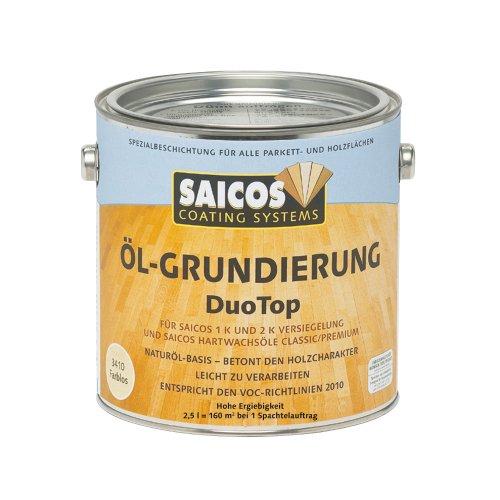 Saicos 3410 500 Öl-Grundierung farblos 2.5 l