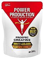 グリコ パワープロダクション アミノ酸プロスペック クレアチンパウダー アミノ酸 300g【使用目安 約10日分】