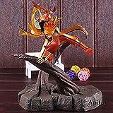 Anime Naruto Shippuden Figura Uzumaki Naruto Figura de acción Séptimo Hokage Chakra Ver. Juguete de ...