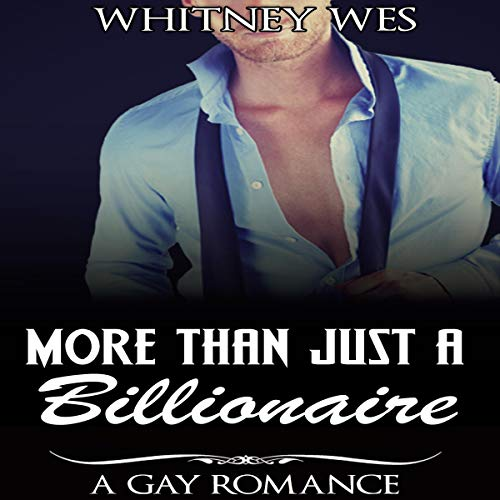 Gay: More Than Just a Billionaire audiobook cover art
