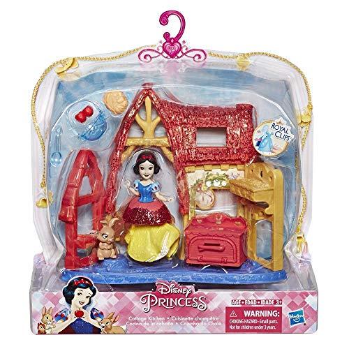 Hasbro Principesse Disney - Il Cottage di Biancaneve