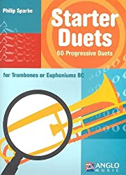 Philip Sparke: Starter Duets for Trombones or Euphoniums (Bass Clef)