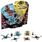 LEGO 70663 Ninjago Spinjitzu NYA & Wu (Descontinuado por Fabricante)