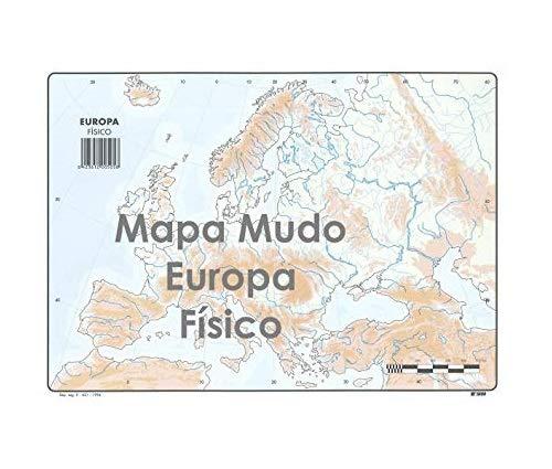 Mapa Mudo de África