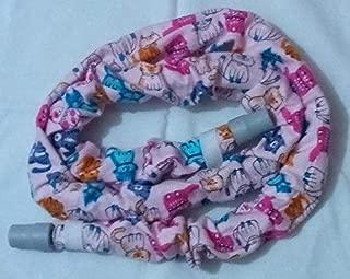 Blushing Kitties CPAP Hose Tubing Cover