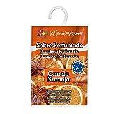 CASA DE LOS AROMAS AMBIENTADOR sobre Canela-Naranja 2,5 oz.