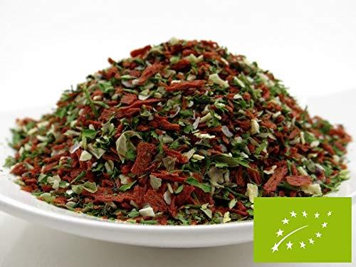 pikantum Bio Bruschetta | 100g | Gewürzzubereitung für Pastasaucen und Dips | ohne Zusatzstoffe
