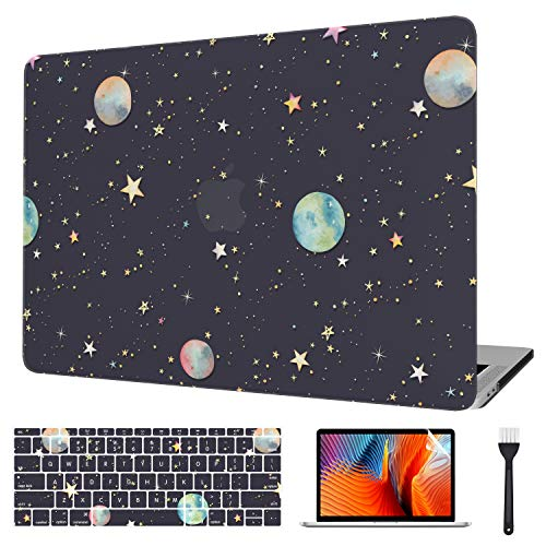 MacBook Case 12 Inch, Ultra Thin Hard Laptop Cover with Keyboard Cover  Montana