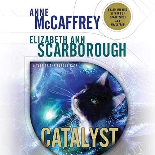 Catalyst audiobook cover art