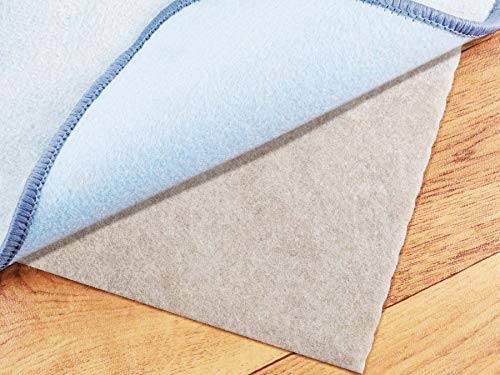 Primaflor - Ideen in Textil Teppichunterlage Anti-Rutsch-Matte VLIES Stop - 120 x 180 cm Zuschneidbar, Fußbodenheizung Geeignet, Waschbar, ohne Kleben, Teppichstopper Teppichgleitschutz-Unterlager