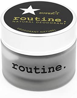 ROUTINE Superstar Deodorant Cream, 58 Gram