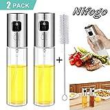 Nifogo Pulverizador Aceite - Oil Sprayer,Pulverizador de Aceite Portátil Aceite...