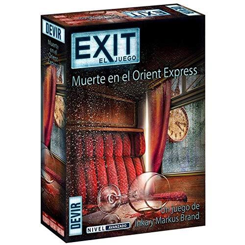 Devir - Exit: Muerte en el Orient Express, Ed. Español (BGEXIT8)