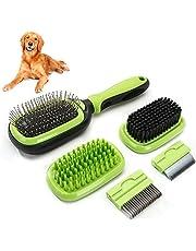 Spazzola per Gatti,Cat Brush,Spazzola per Cani,Spazzola per Cani Pelo Lungo,Dog Brush,per Capelli Shedding Removal Cleaning Comb, Spazzola per La Depilazione