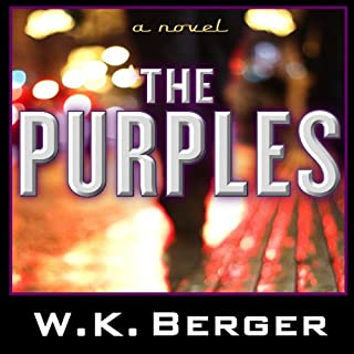 The Purples audiobook cover art