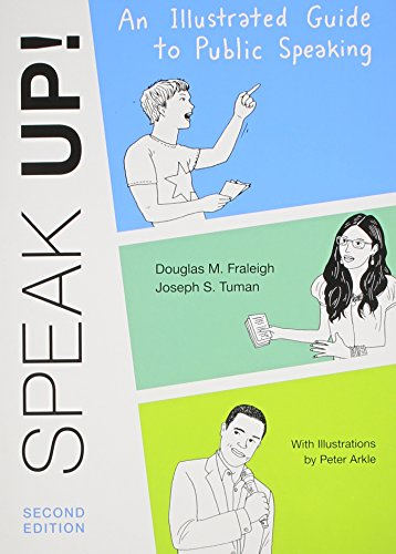 Speak Up: An Illustrated Guide to Public Speaking