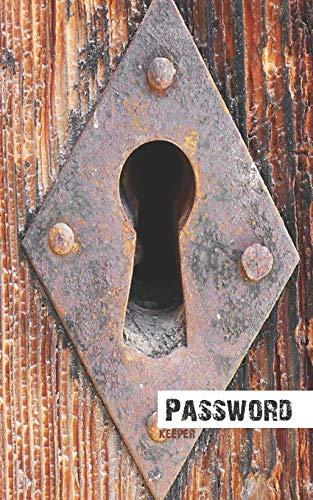 Password Keeper: Passwort Buch | Logbook | Manager | Notebook | Riminder | Organizer | Manager für Websites Nutzernamen | PIN