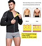 Zoom IMG-2 sexywg uomo canotta sauna maglietta