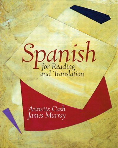 Spanish for Reading and Translation