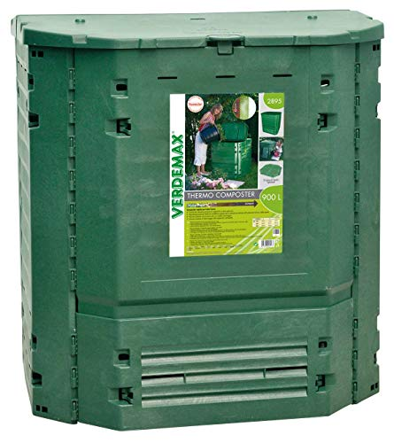 VERDEMAX 2895900L 100x 100x 100cm Thermo King Compostiera
