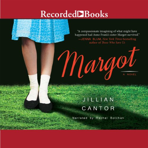 Margot audiobook cover art