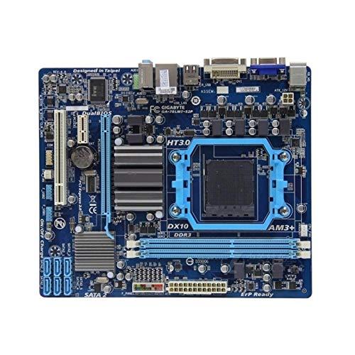 Scheda madre adatta per Gigabyte GA-78LMT-S2P 760G Socket AM3 AM3 + DDR3 Scheda madre Micro-ATX Gaming