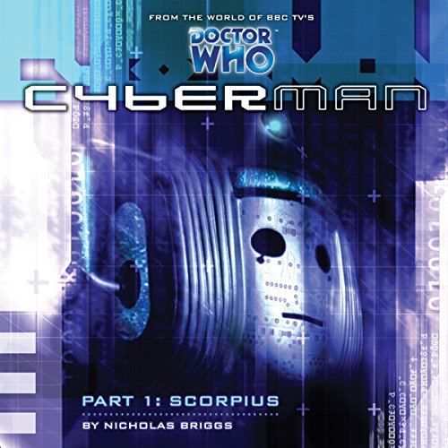 Cyberman - 1.1 Scorpius cover art