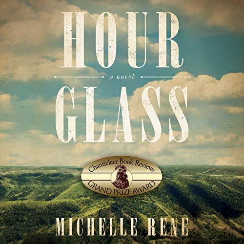 Hour Glass audiobook cover art