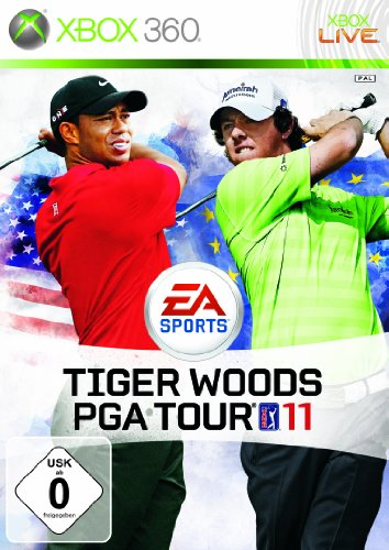 Tiger Woods PGA Tour 11 [Edizione: Germania]