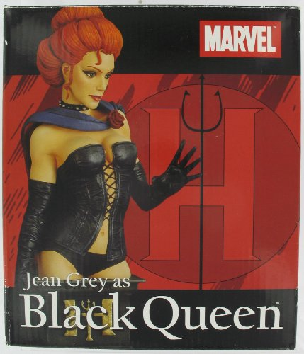 Marvel Jean Grey as Black Queen Limited Edition image