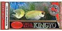 ラッキークラフト(LUCKY CRAFT)金魚・姉金60F フローティング (キンギョリミテッド)