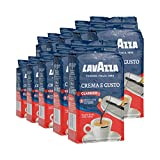 Lavazza Kaffee Crema e Gusto, gemahlener Bohnenkaffee (10 x 250g)