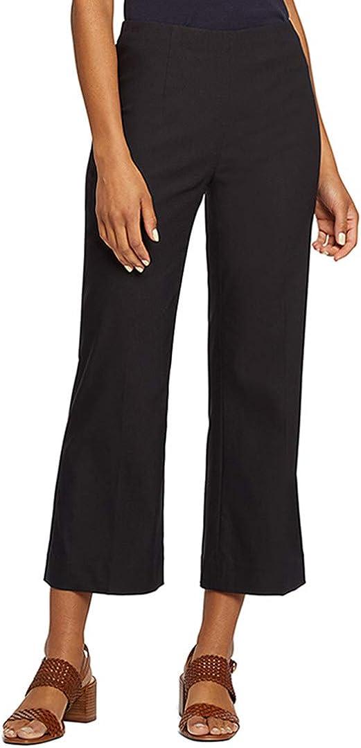 NIC+ZOE Women's Plus Size Everyday Crop Polished Wonderstretch Pant