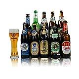 Oktoberfest German Craft Beer Mixed Case 10 Pack with Erdinger Half Pint Glass