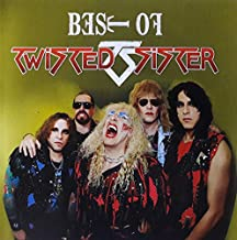 TWISTED SISTER - THE BEST OF…
