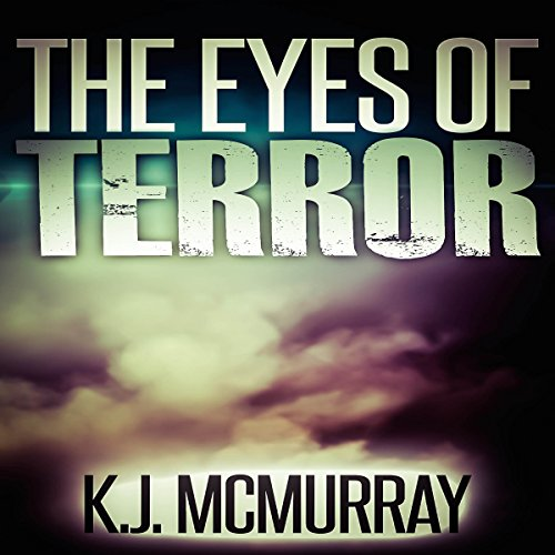 The Eyes of Terror audiobook cover art