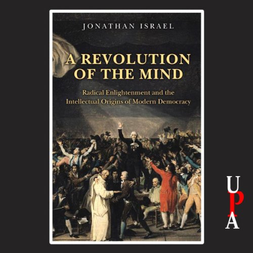 A Revolution of the Mind audiobook cover art
