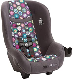 Safe Cosco Convertible Car Seat Scenera NEXT for At Least 2 Years Babies, Kids, Toddlers with Side Impact Protection, 5-point Front Harness, 5 Heights and 3 Buckle Location for BEST FIT, Forward-facing 22-40 Lbs (29