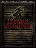Blade Runner - The Final Cut (5-Disc Ultimate Collectors' Edition) (Cardboard Edition) [1982] [DVD] by Harrison Ford