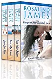 Escape to New Zealand Boxed Set: Vol. 2: Just for Fun, Just My Luck, Just Not Mine (English Edition)