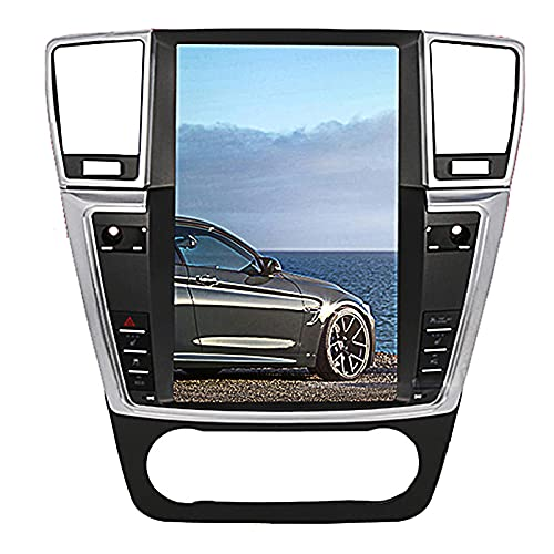 Android 10 Car Multimedia Player for Mercedes-Benz GL350 2012-2015 Car Stereo GPS Radio DVD Player GPS Navigation HD Touch Screen Radio Receiver Carplay DSP RDS with FM Radio Mirror Link