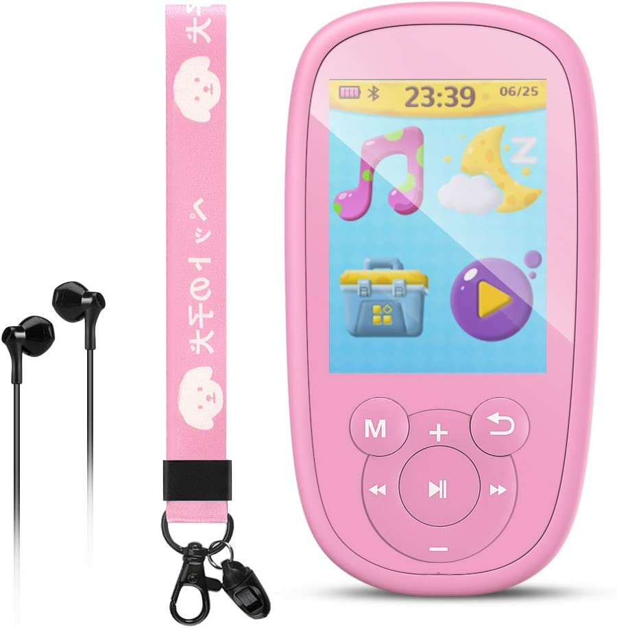 Best mp3 Player With Built-In Speaker
